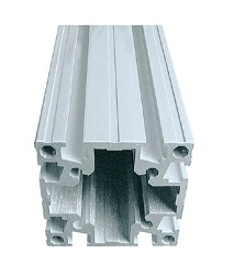 Aluminum Extrusion (M6 / for Medium Loads) 60 × 60