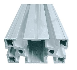 M8 Aluminum Extrusion (for Heavy Loads) 40 × 80