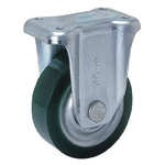 Fixed Caster (RKH) with Urethane Rubber Wheel for Heavy Loads
