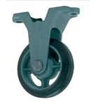 Fixed Caster with Rubber Wheel (SB-k)