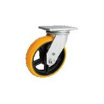 High Hardness Urethane Caster for Heavy Loads, Swiveling Wheels (SDUJ Type)