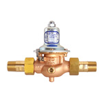 Pressure Reducing Valve with a Bypass for Door-to-Door Water Supply for Condominiums GD-38PP/GD-38VV Series
