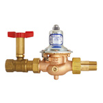 Pressure Reducing Valve with a Bypass for Door-to-Door Water Supply for Condominiums GD-38SP Series