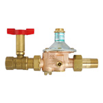 Pressure Reducing Valve with Bypass for Door-to-Door Water Supply for Housing Complex GD-46SP Series