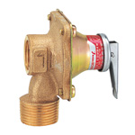 Relief Valve AL-52F-95 Series for Hot water Equipment