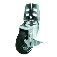 SA-S Swivel Caster Angle Type (with Stopper)