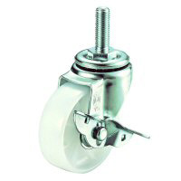 ST-S Swivel Caster Screw-in Type (with Stopper)