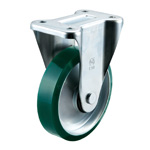PMS-LB model swivel wheel plate type lever type (with double stopper): related image