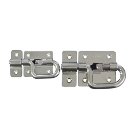 P Latch (Stainless Steel P Latch / Painted P Latch)