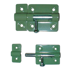 Round Latch (Stainless Steel Latch / Painted Latch)