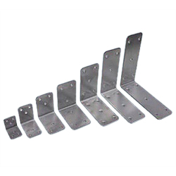 Stainless Steel Wide Angle Bracket