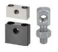 Threaded Stopper Blocks / Brackets for Stopper ScrewsImage
