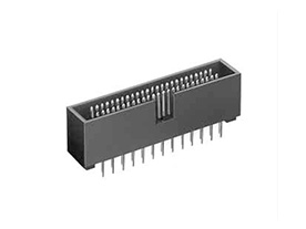 Pin header straight type (without mounting holes) HIF6A-**PA-1.27DSA(71)