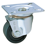 Low-Profile Swivel Caster For Heavy Loads (Without Stopper) K-300HJ